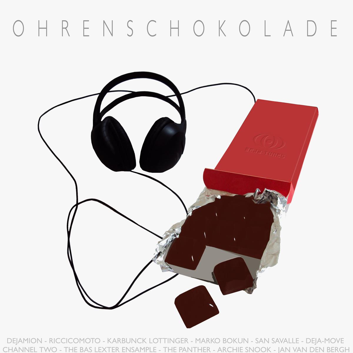 Ohrenschokolade-Front